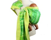 Prestige Ring Sling Baby Carrier with Instructional DVD - Bamboo - FAST SHIPPING