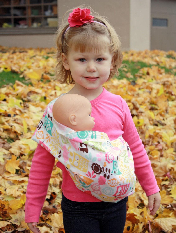 Baby Doll Ring Sling Pattern