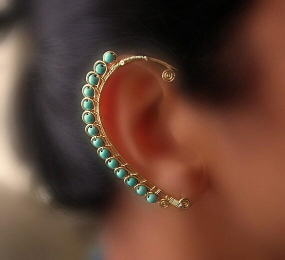 Rhea Ear-Wrap