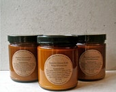 SALE Set of 3 Organic Vanilla Orange Body Butters 9oz each