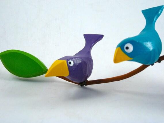 Bird in Branch