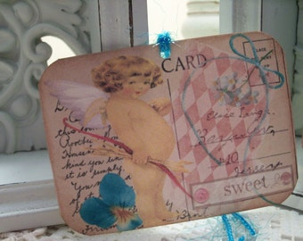 Valentine Postcards...Set of 5ECS