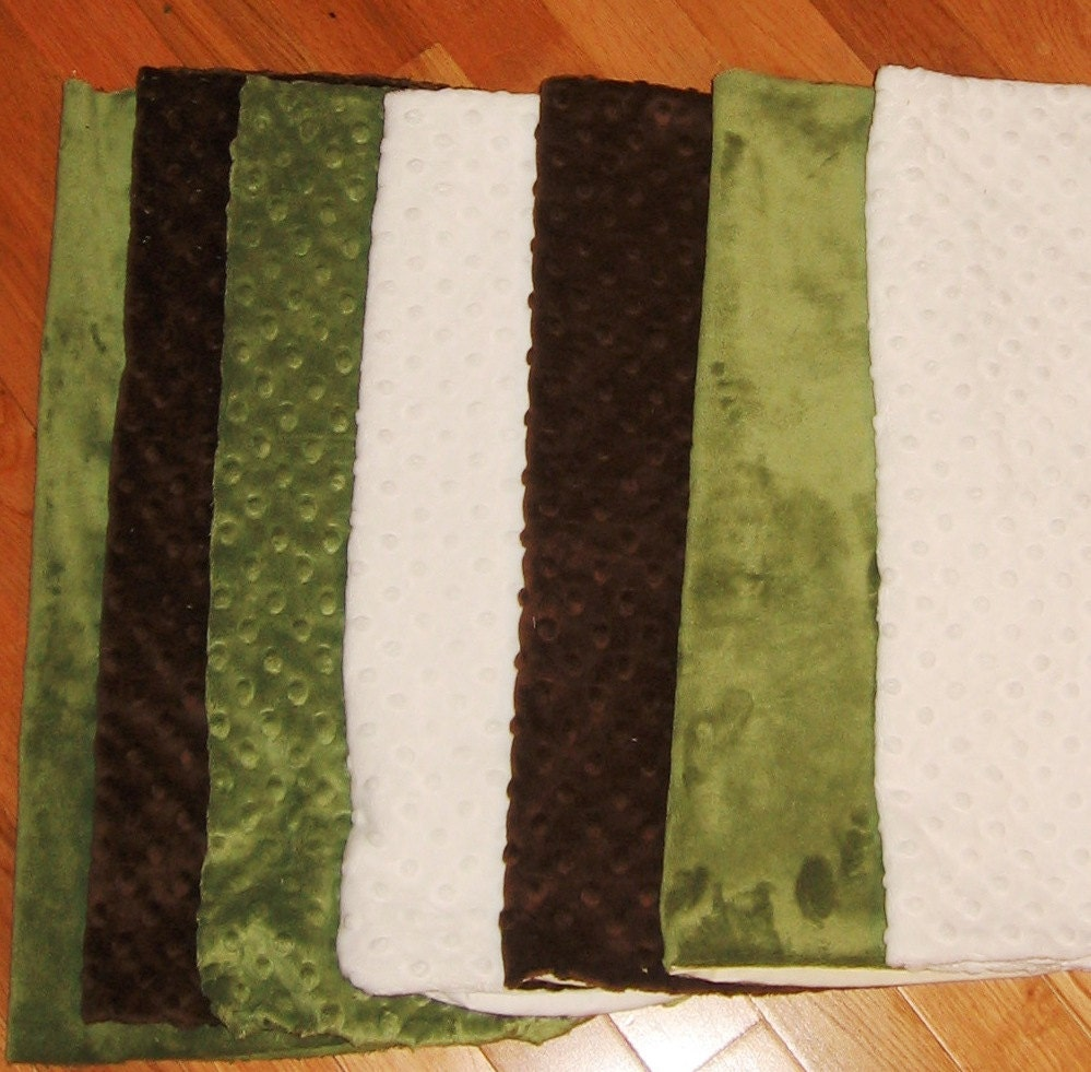 Minky Bassinet Sheets For Fisher Price Zen Reserved For