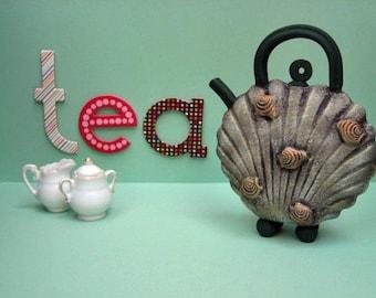 Fish Mini Teapot