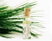 Facial Toner - Organic Vegan Acne great - Natural problem skin remedy SAMPLE - Green for Clean