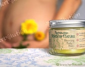 Blooming Belly Organic Balm for Pregnant. Stretch marks balm from Touch of Nature series 1.7 oz