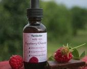 Raspberry Chocolate Body Oil organic vegan natural, 1 oz, great for yummy massage too