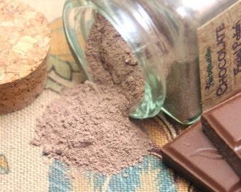 Chocolate Facial Organic Polish and mask 2 in 1 Scrub Natural SAMPLE