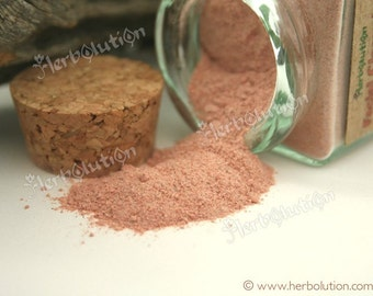 Sandalwood Facial Cleansing Grains gentle polish natural eco-friendly SAMPLE