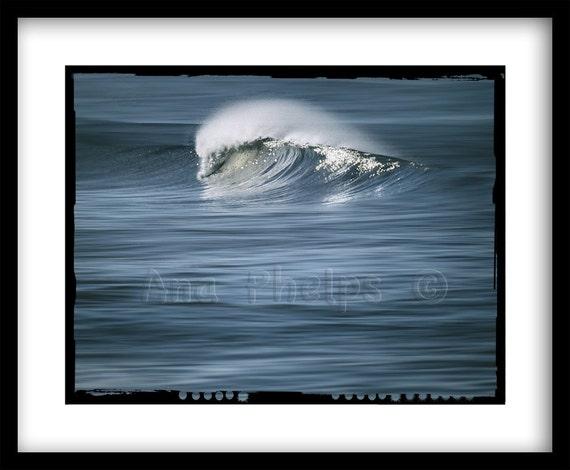 Wave. Fine Art Photography.