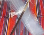 100   2 x 12 2mm  Ziplock Incense Bags