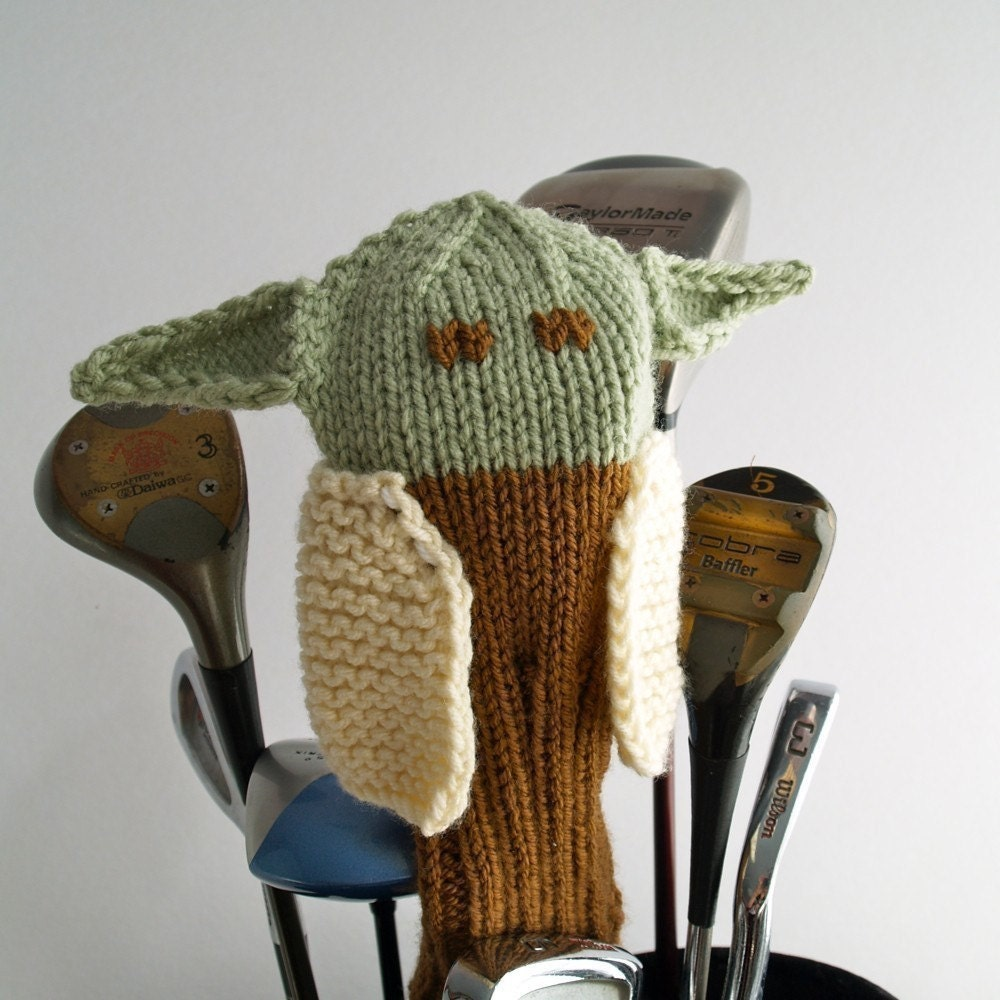 Knitted headcovers for golf clubs patterns yaasfo for knit pattern golf club cover star wars collection pdf from traceyknits on ets bankloansurffo Gallery