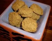 Wheat Free- BBQ Balls - 1 dozen Dog Treats