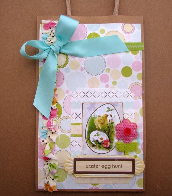 Easter Egg Hunt Gift Bag