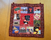 Beloved Buddy Memory (or Celebration) Quilt Gift Certificate (LARGE)- surprise that hard-to-buy for pet owner