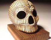 Bright Eyes Skull