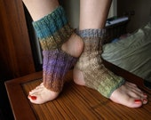 Yoga Socks- short version