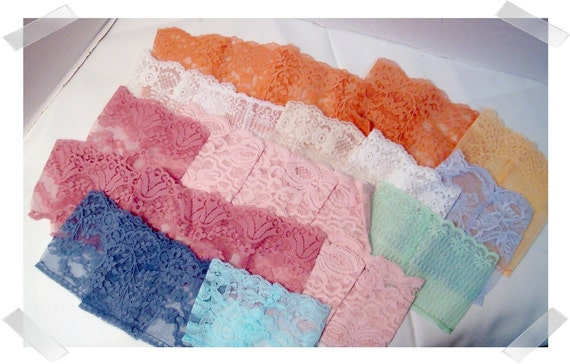 Lace Bags/ 23 Assorted/ Handmade*