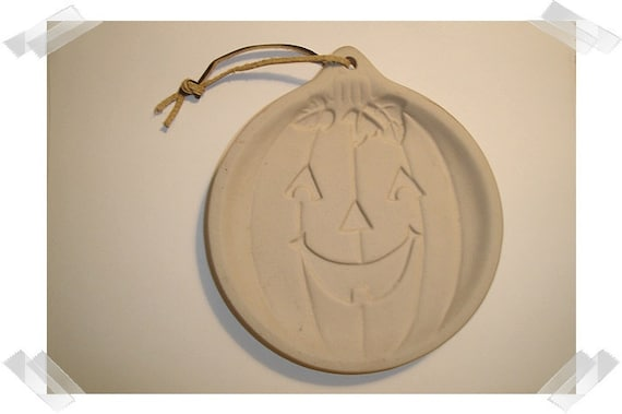 Vintage Pumpkin Cookie Mold/1999/ Kitchen Wares*