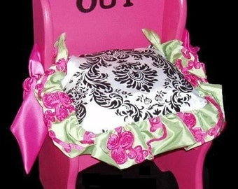 chair-Time Out Chair (custom made) select color/fabric