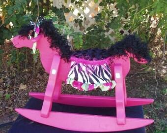 Rocking Horse (custom made)