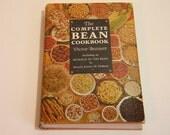 The Complete Bean Cookbook Vintage Book