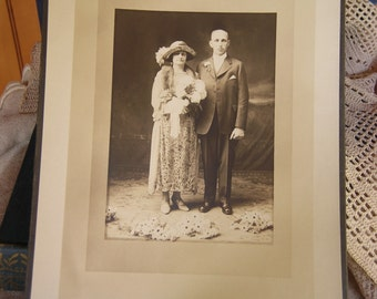 1920s Wedding Picture