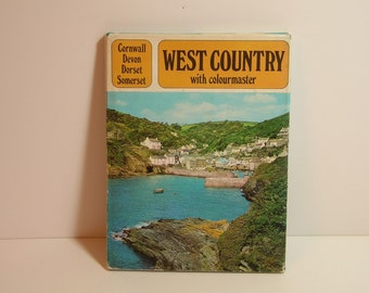 Vintage English Countryside Book