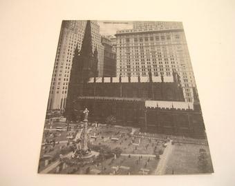 Trinity Churchyard Giant Postcard