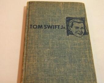 Tom Swift  Vintage Book
