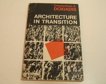 Vintage Book Architecture In Transition