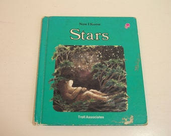 Now I Know Stars Vintage Childrens Book
