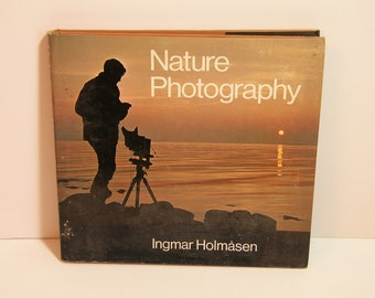 Nature Photography Vintage Book