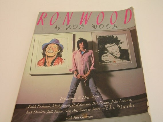 Ron Wood By Ron Wood