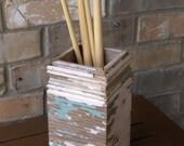 Shabby Reclaimed Wood Box