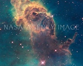 Jet in the Carina Nebula (Photography)