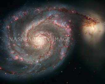 Whirlpool Galaxy (Photography)