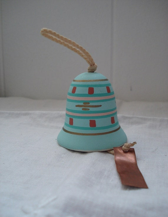 Vintage Native American Little Windchime Bell