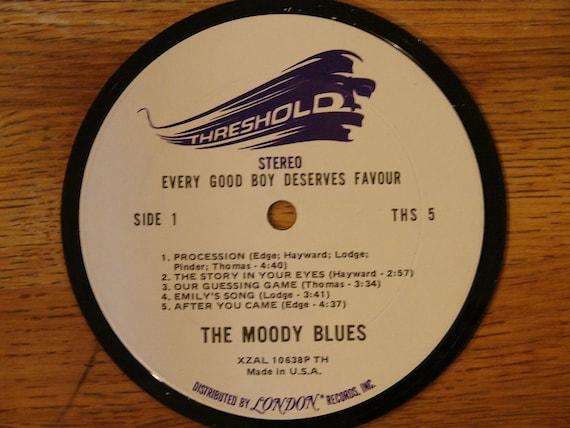 Moody Blues Coaster