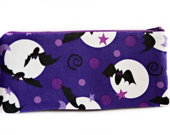 Full Moon - Large zip pouch