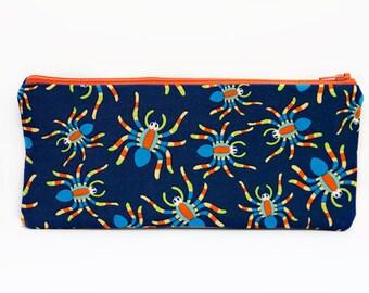 Arachnophobia - Large zip pouch