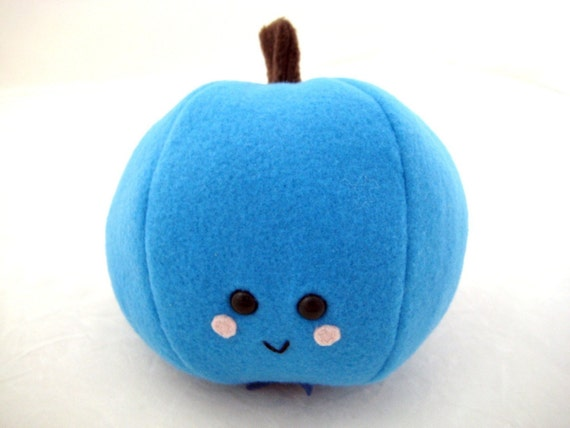 Plush Toy - Billy the Blueberry