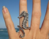 sea horse ring