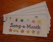 Song-A-Month- Song Ring (PDF Format)