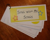Sing with Me- Song Ring (PDF Format)