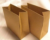 this is custom order for Arlene - Decorate Your Own Mini Brown Bag (set of 12)