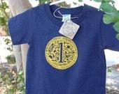 1st Birthday T-shirt (boy's)