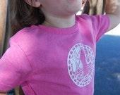 4th Birthday T-shirt (girl's)