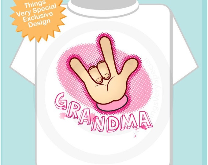 Personalized I Love You Sign Language Valentine Tee or Onesie for Girls 01212011z