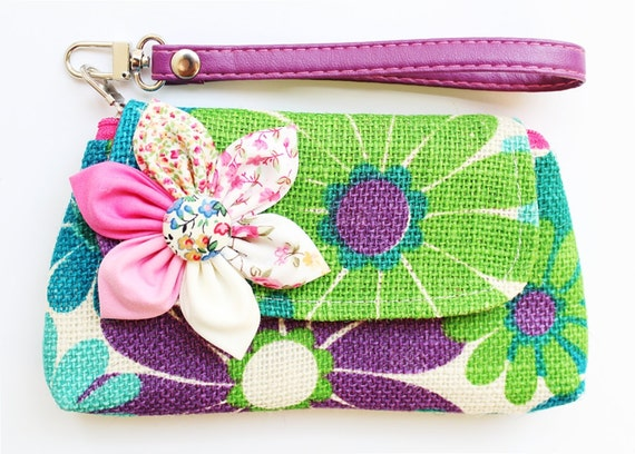 SALE Buy 3 Get 1 FREE- Purse For Cell phone Coin iPhone Blackberry